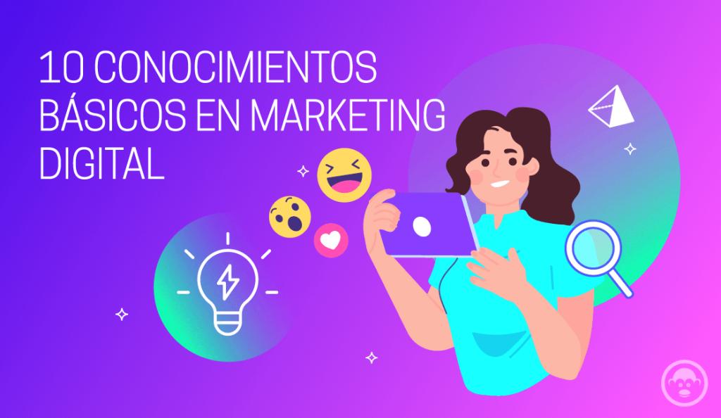 conocimientos de marketing digital