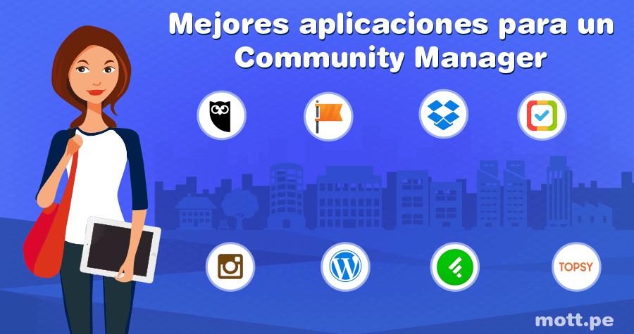 aplicaciones-community-manager