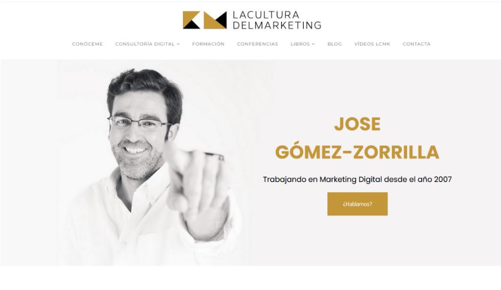 la cultura del marketing blog