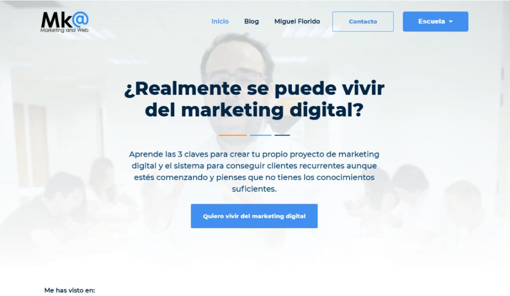 marketing and web blogs de marketing digital