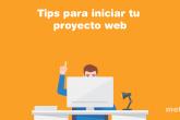 como hacer un proyecto web
