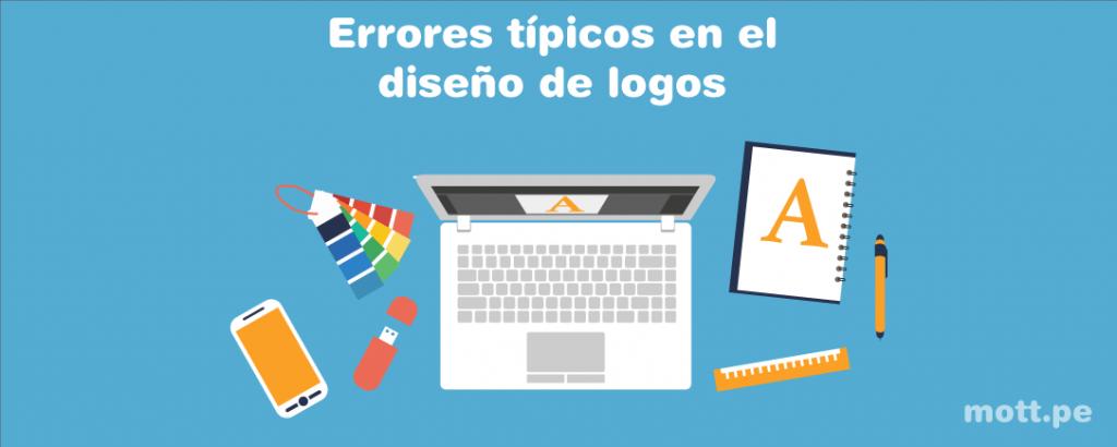 errores comunes en el diseno de logos