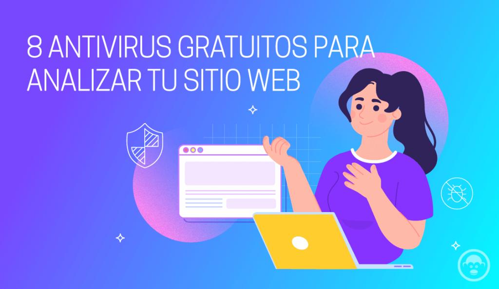 antivirus para web gratuitos