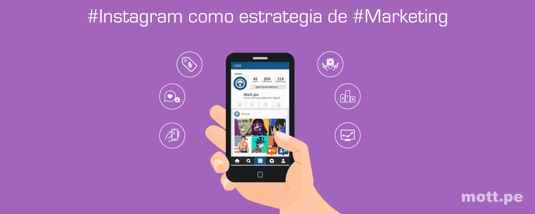 Instagram en la estrategia de marketing