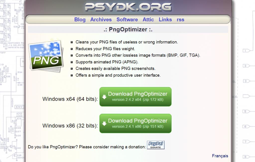 png optimizer para optimizar imagenes
