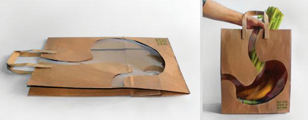 packaging bolsas city harvest