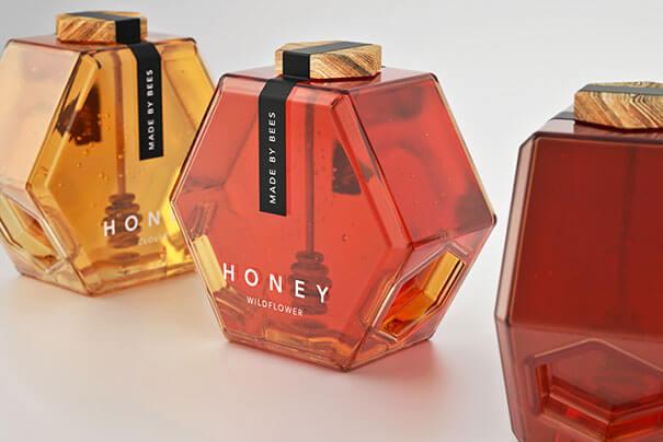 Miel Made by Bees