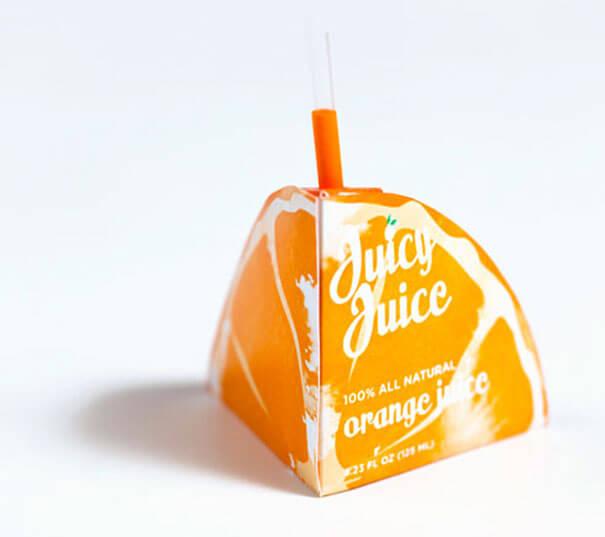 Juicy Juice packaging