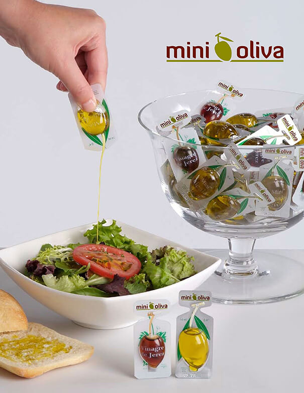 mini oil diseño packaging creativo