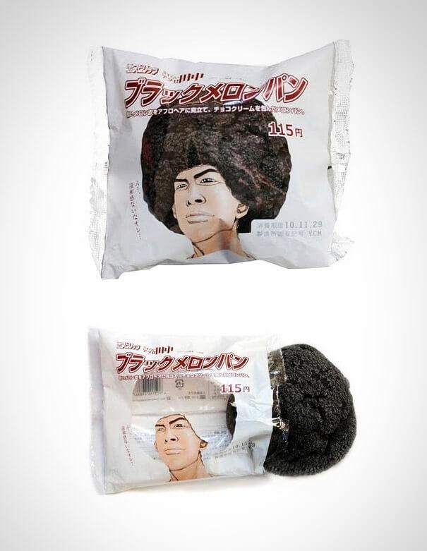 packaging Pastel japones