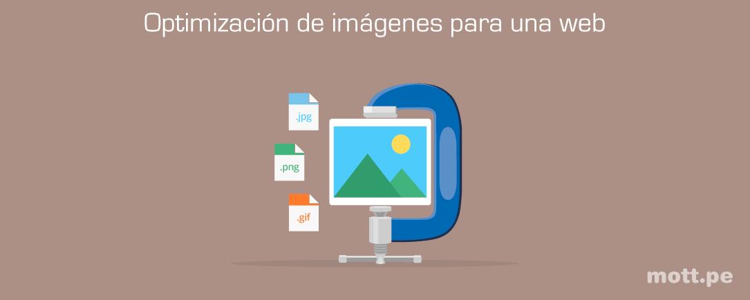 optimizar las imagenes de un sitio web