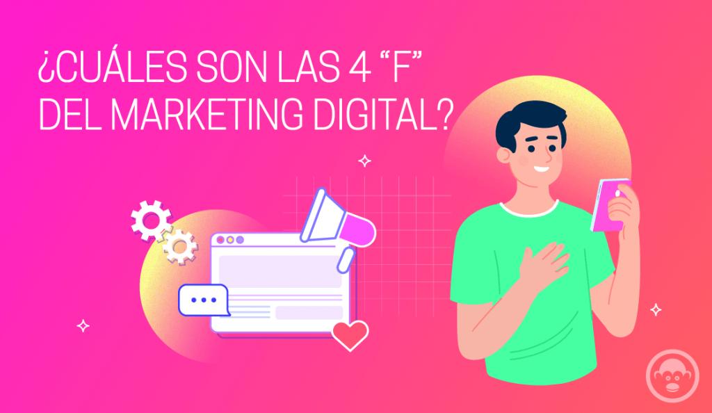 4 f del marketing digital