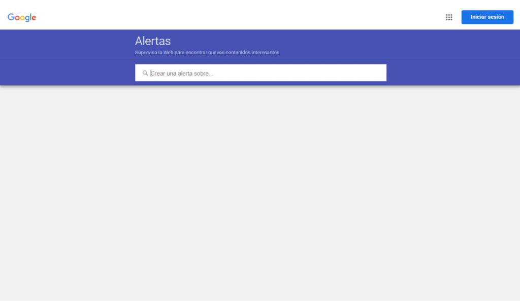 google alerts herramienta de google