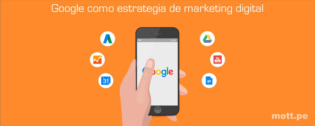 herramientas google para marketing digital