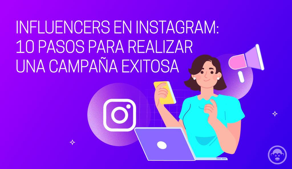 Influencers en Instagram