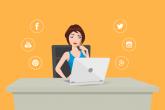 Infografía Guía de respuesta de un Community Manager
