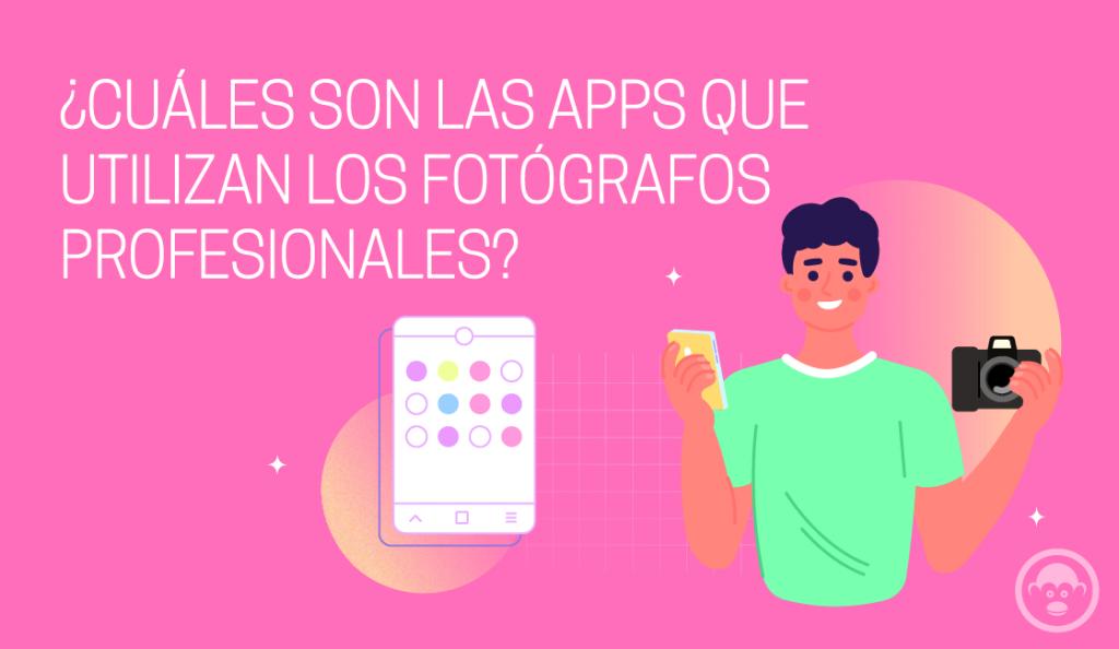 apps para fotógrafos profesionales