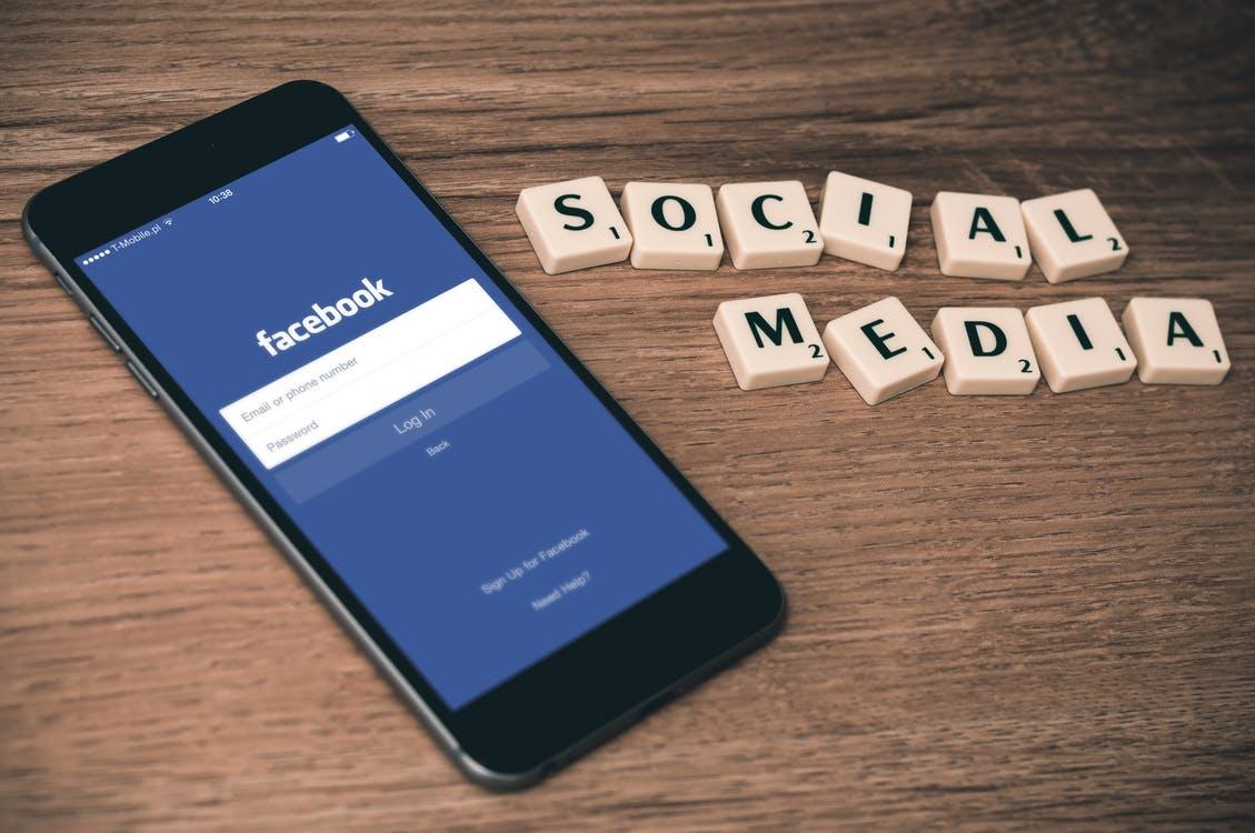 presencia en social media