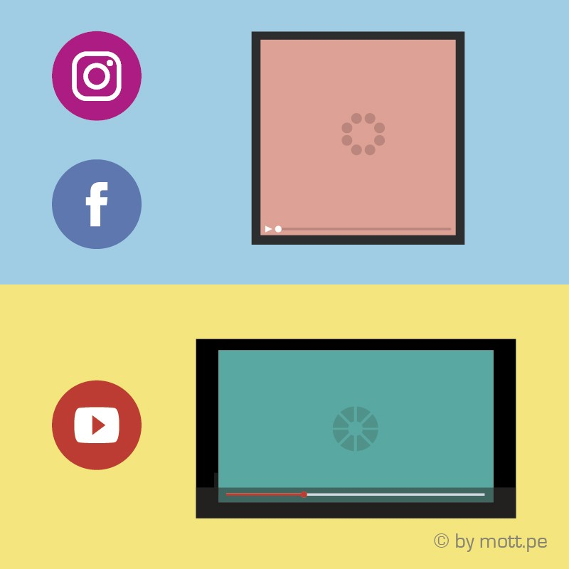 formatos para video en instagram