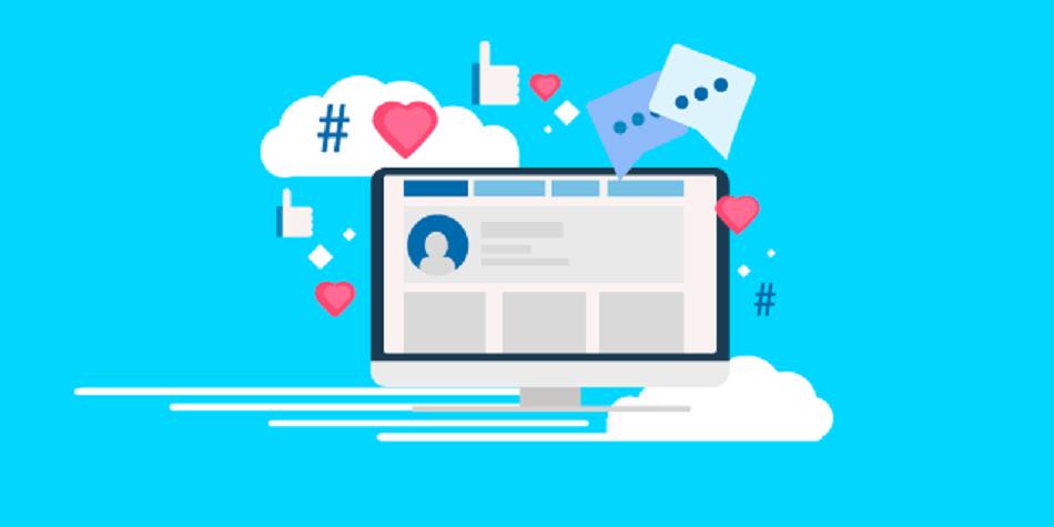 redes sociales estrategia de marketing de contenidos