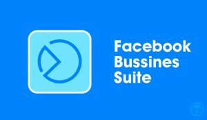 logo de facebook bussines suite