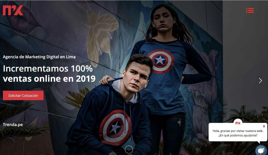 MK agencia de publicidad y marketing