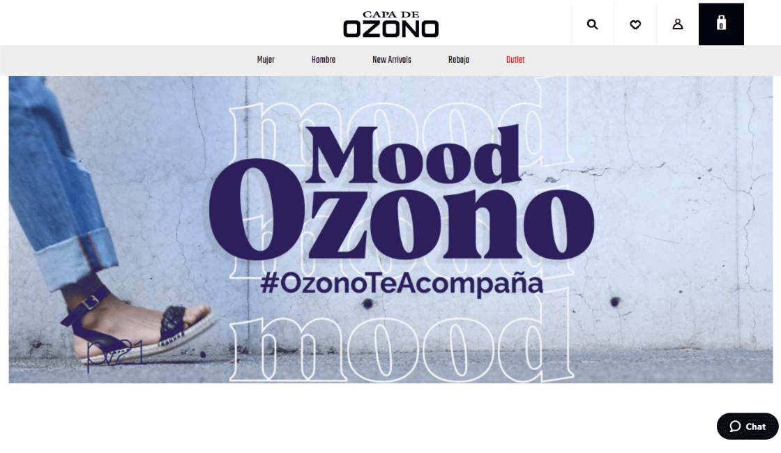 marketing digital de marca de ropa mexicana capa de ozono
