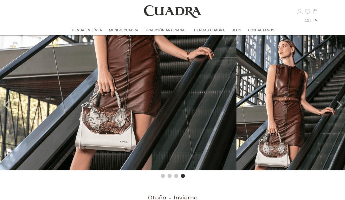 marketing digital marca de ropa cuadra