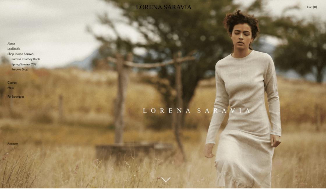 marketing digital de lorena saravia mejores marcas de ropa mexicana