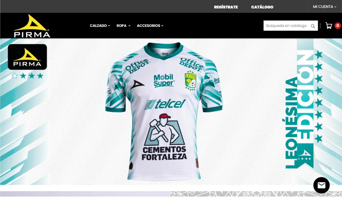 marketing digital marca de ropa mexicana pirma
