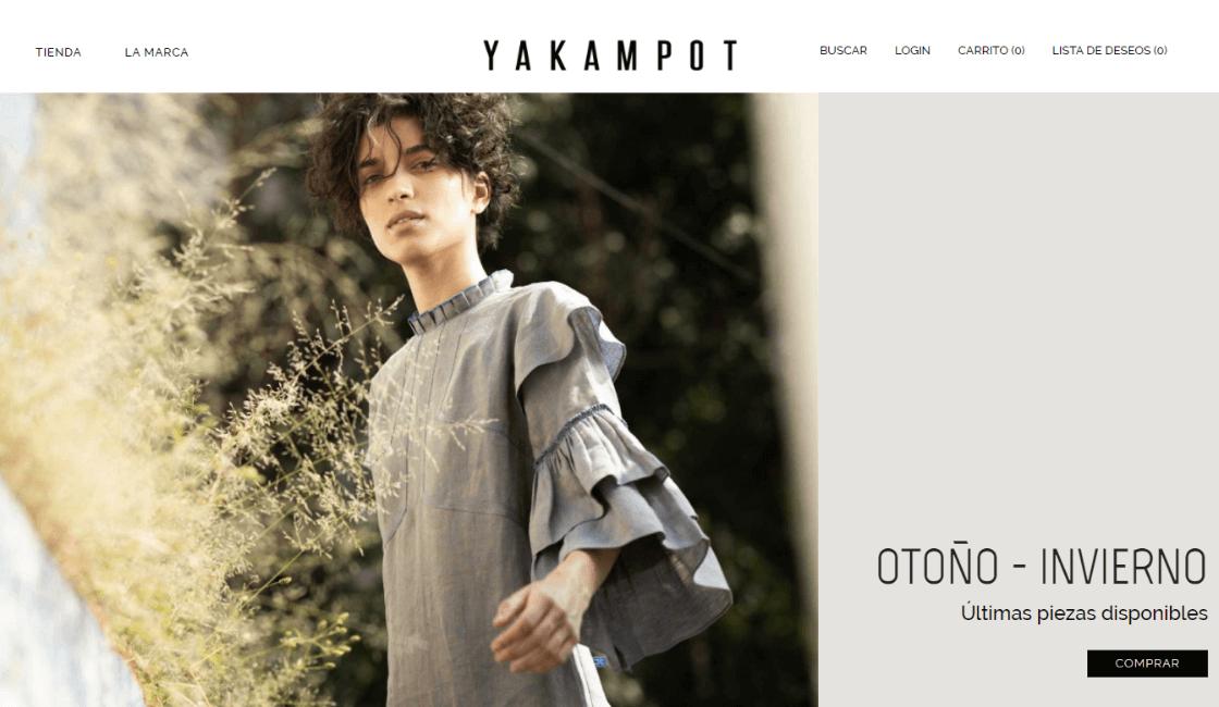 yakampot marketing digital de marca mexicana de ropa