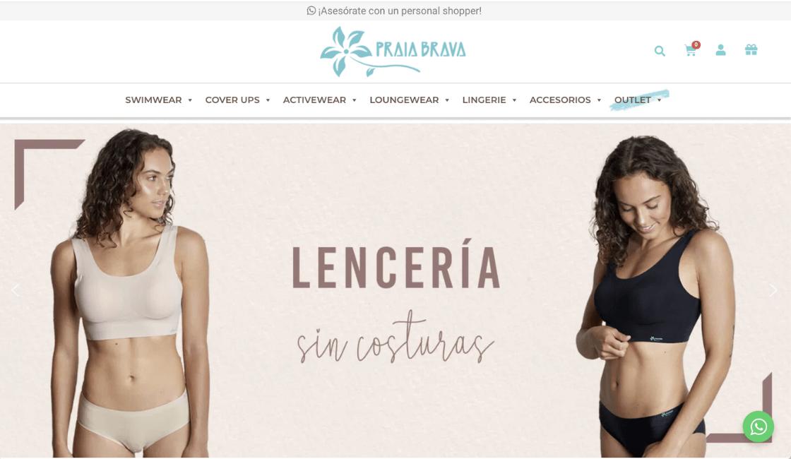 priaia brava marcas de bikinis peruanas