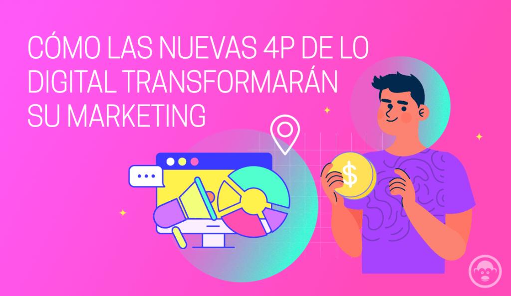 nuevas 4 p marketing digital