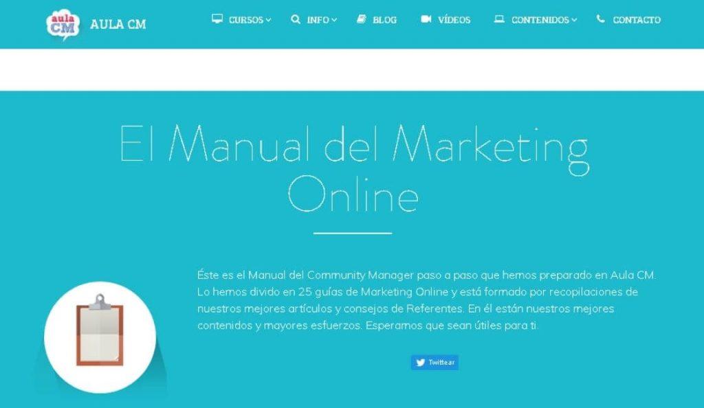 Aula CM manual online community manager