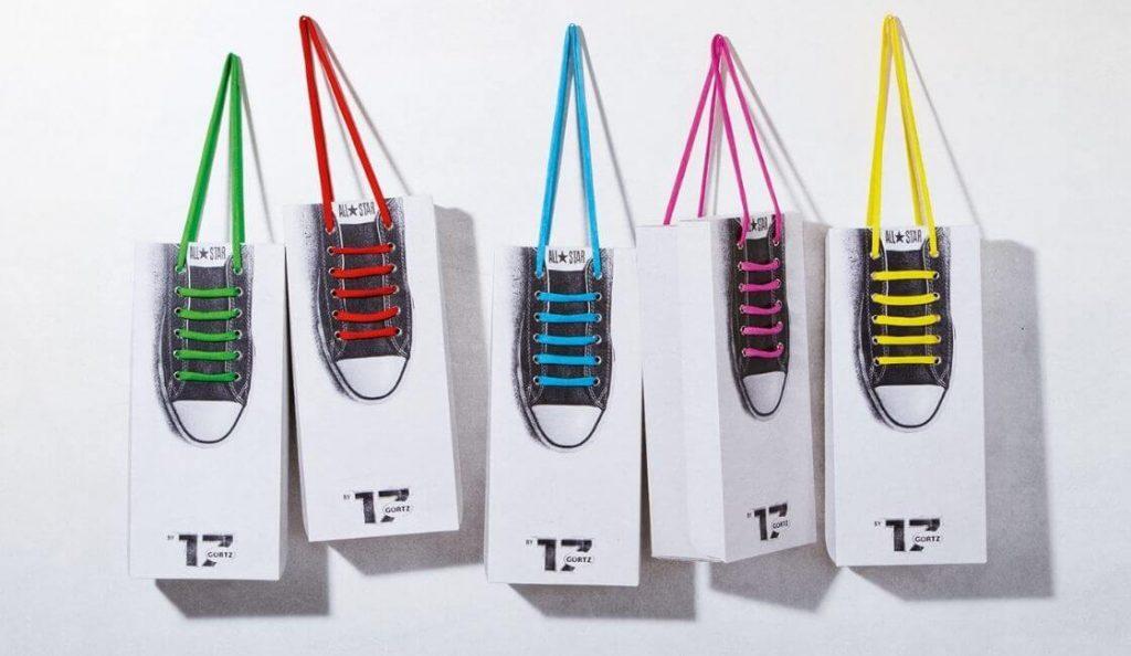 Gortz 17 Shoelace Box packaging