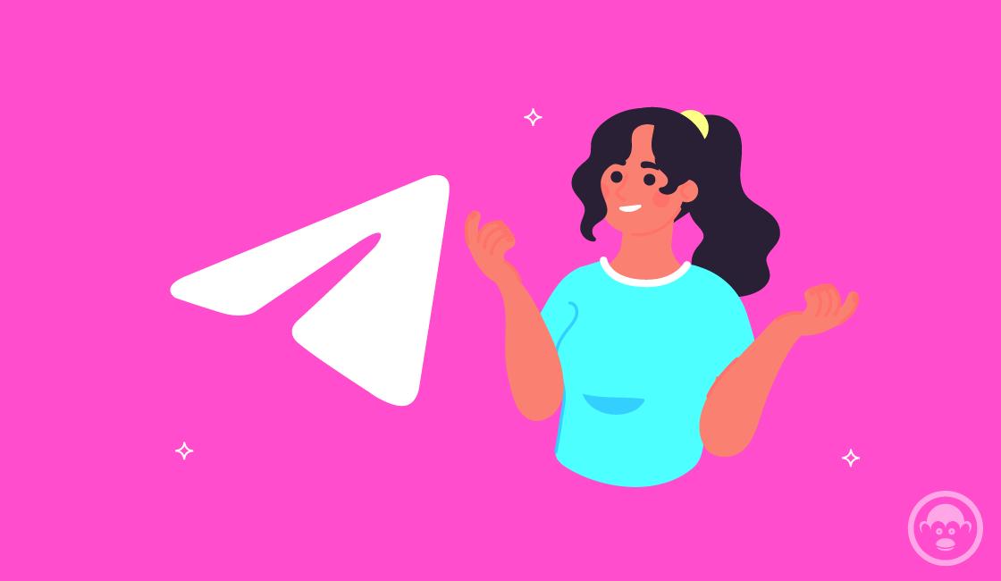 Telegram una red social de mensajería muy usada en el mundo