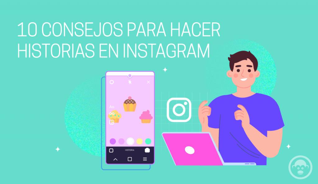 consejos para historias de Instagram