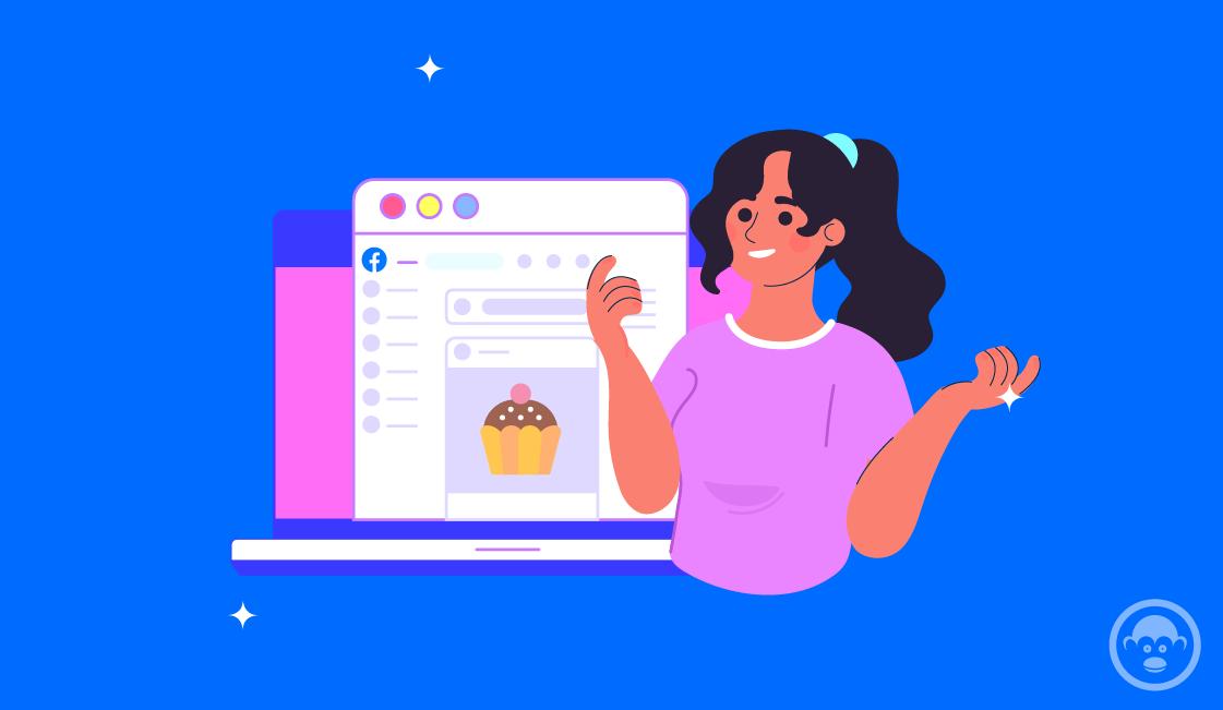 opciones de las publicaciones de facebook