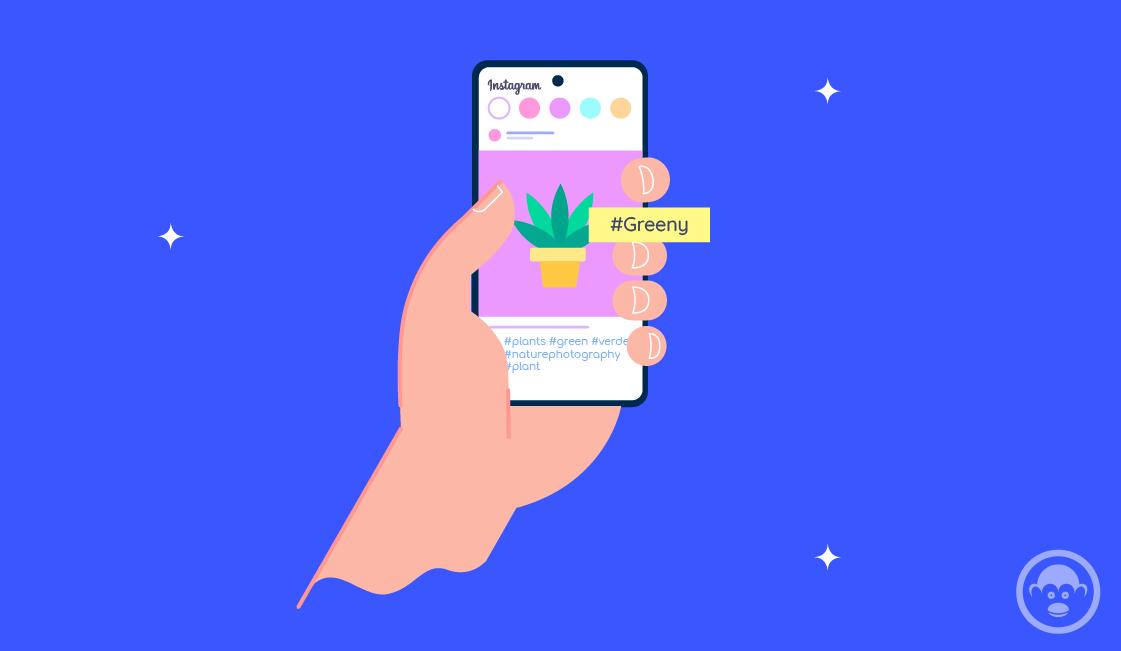 crear hashtag de marca