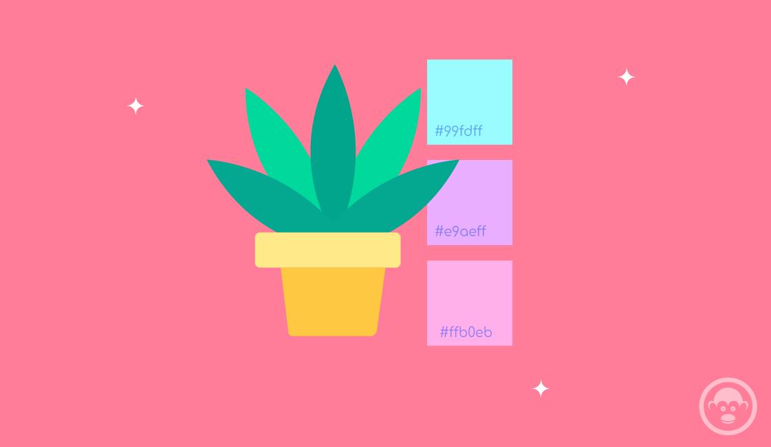 paleta de colores para fotos en Instagram