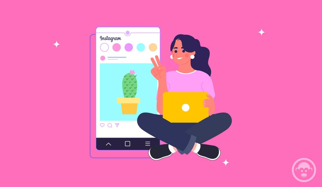 tema para el feed de Instagram