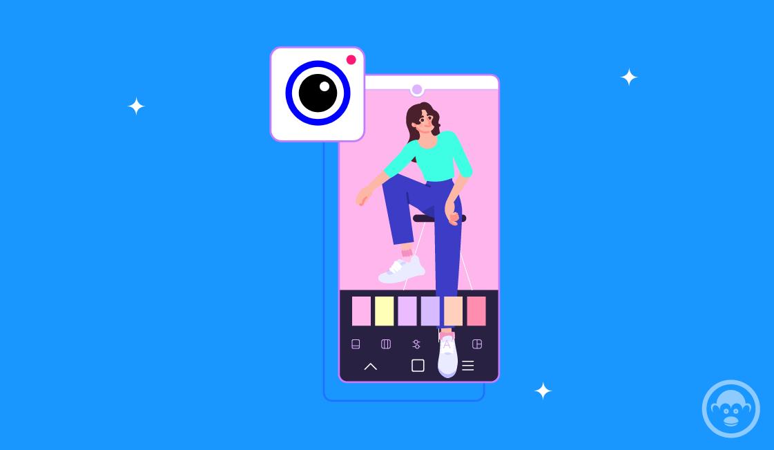 Instasize app para feed instagram