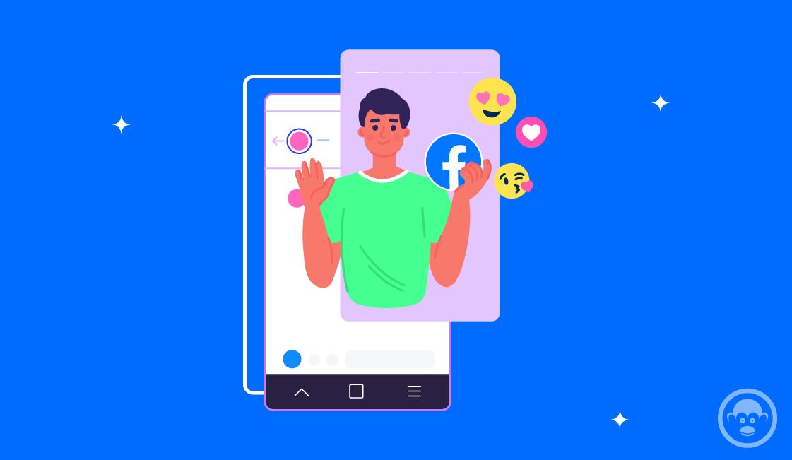 Messenger Stories facebook