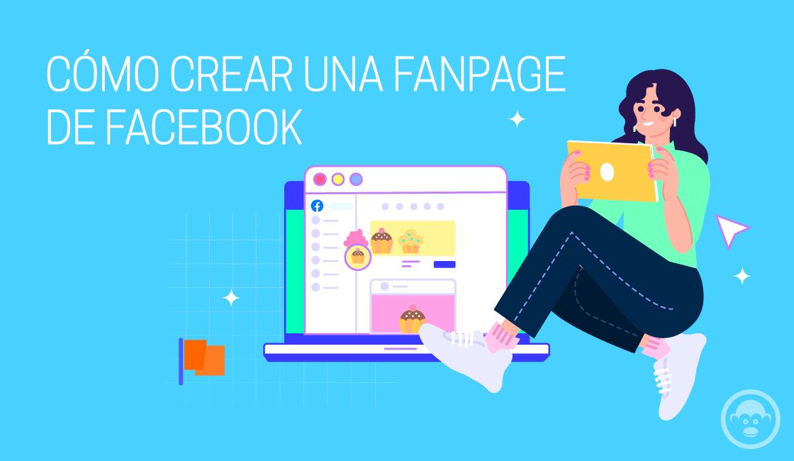crear fanpage de facebook
