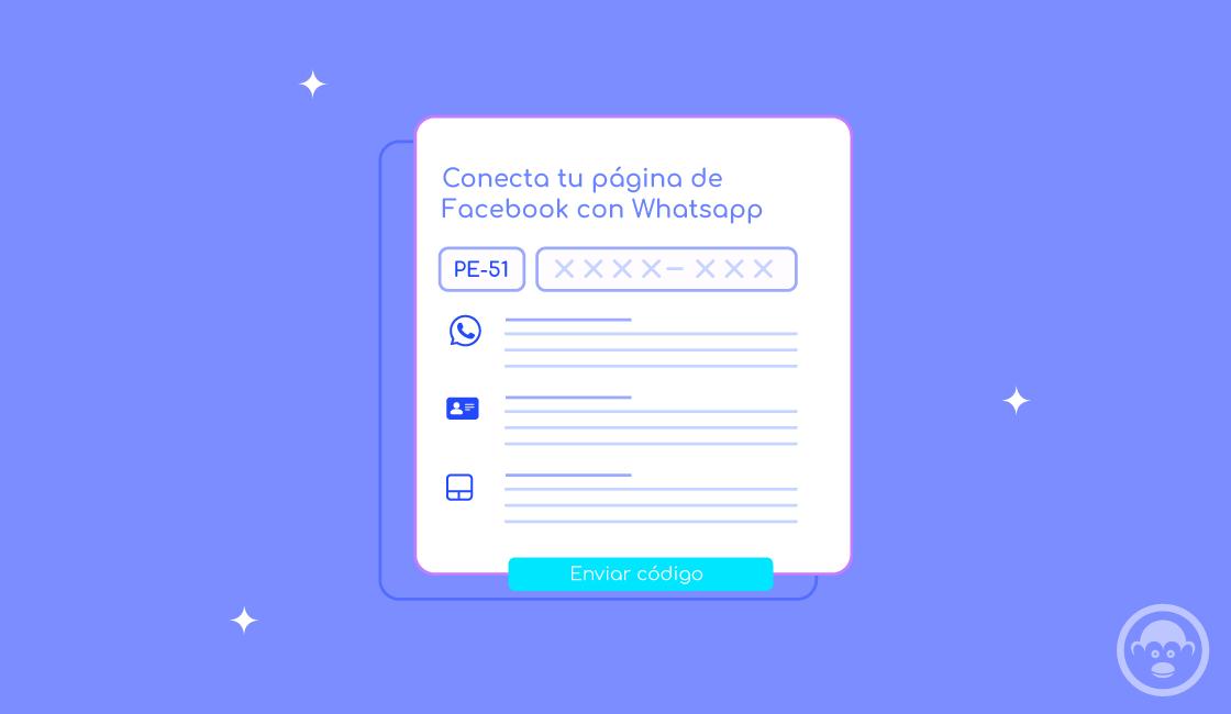 conecta fanpage y whatsapp