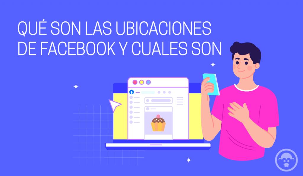 ubicaciones de anuncios de Facebook